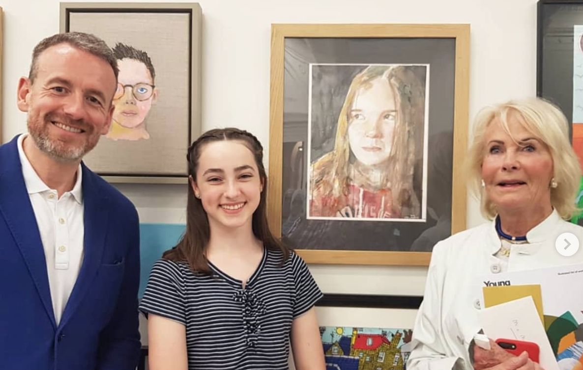 Royal Academy Summer Young Artists Summer Show, Presidents Prize